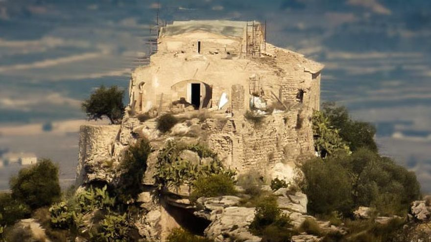 Ermita gótica d'el Puig, en Xàtiva