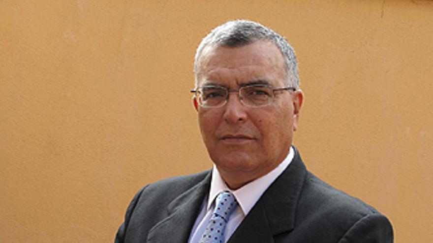 Gustavo de Armas Gómez. (CONSORCIO DE BOMBEROS DE TENERIFE)