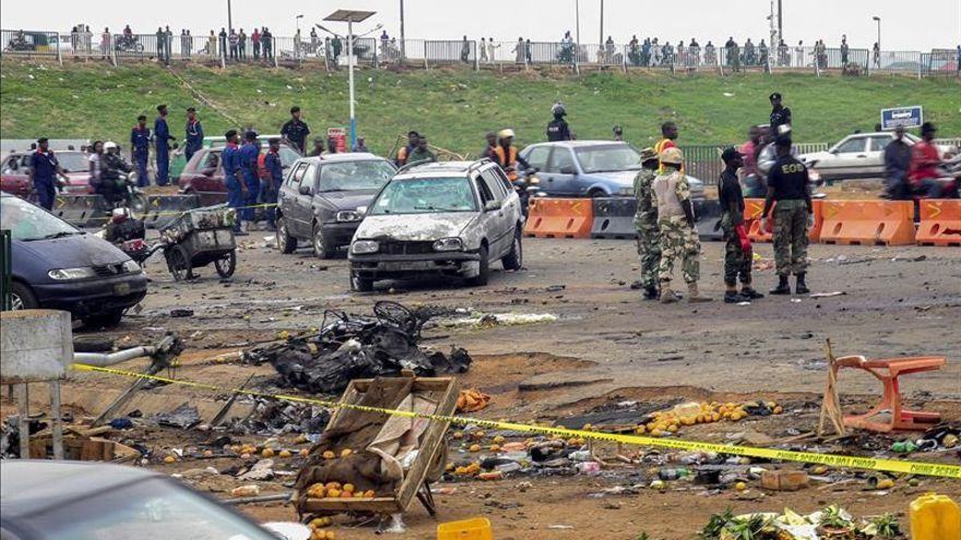 Al menos 20 muertos en un atentado contra una procesión musulmana en Nigeria