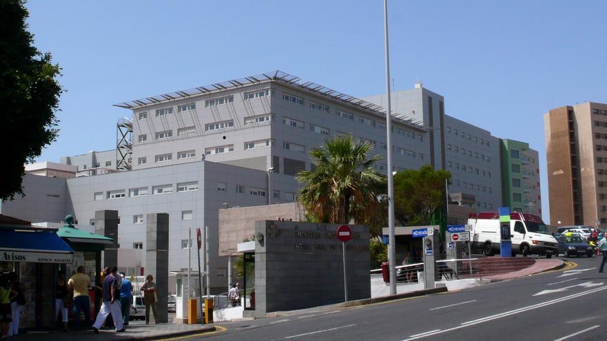 Hospital Nuestra Señora de La Candelaria, en Tenerife