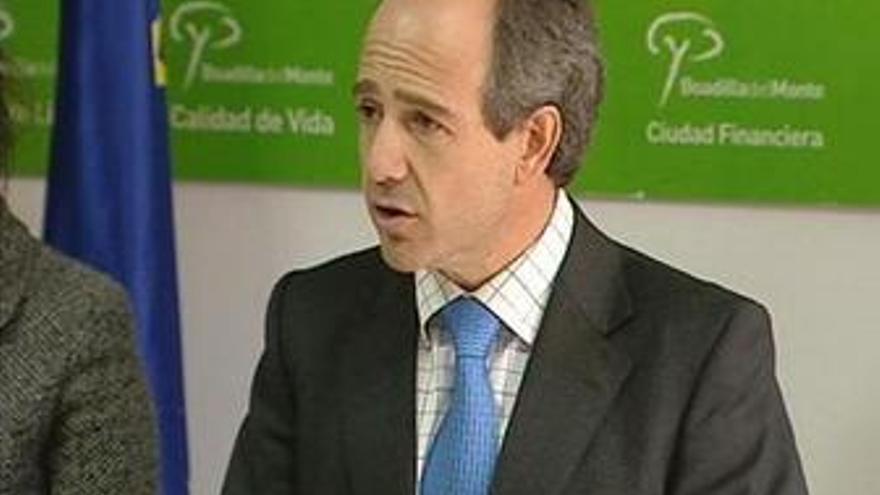 González Panero, expulsado del Grupo Popular del Ayuntamiento de Boadilla
