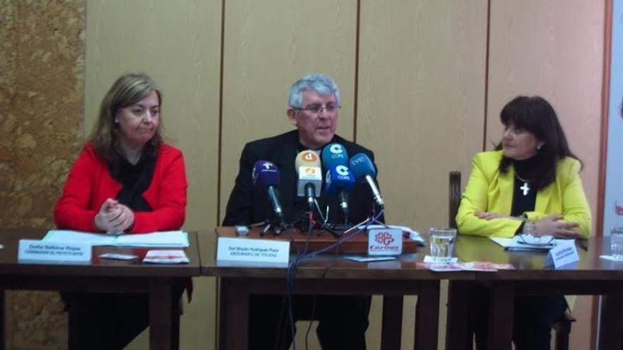 El arzobispo de Toledo, hoy en rueda de prensa