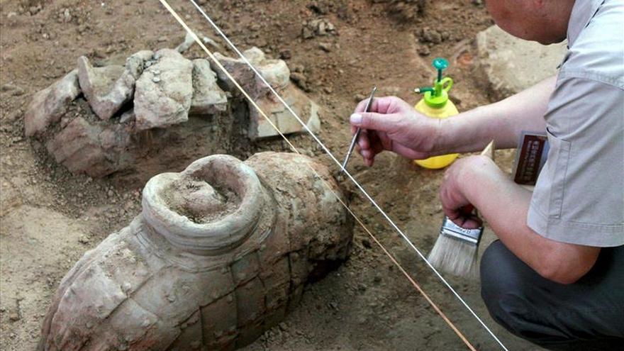 China inicia una nueva excavación de los Guerreros de Terracota