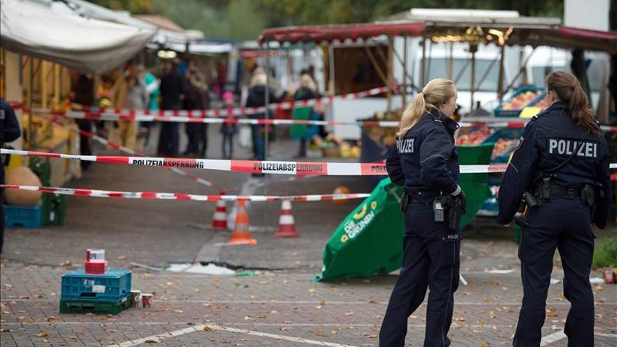 La candidata a una alcaldía alemana resulta herida en un ataque con cuchillo