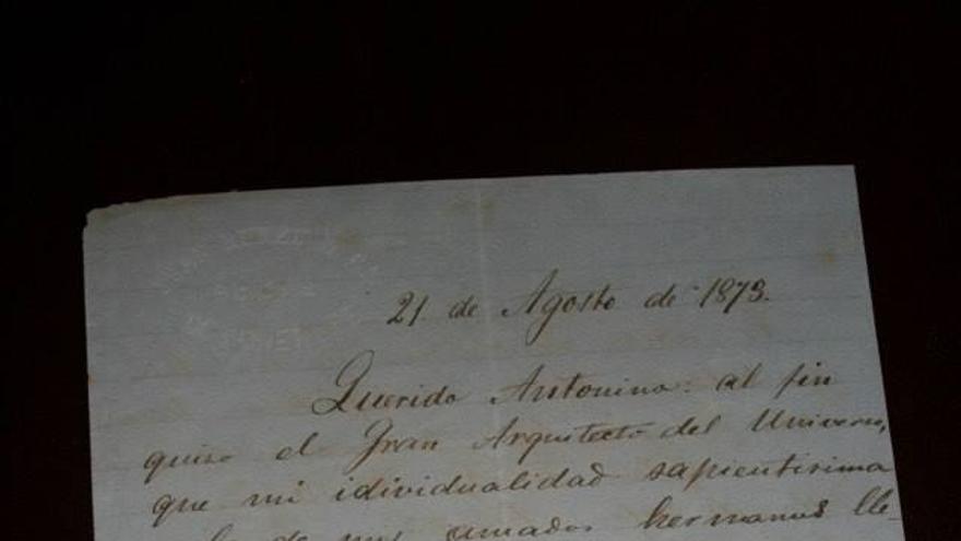Carta de un emigrante. Foto: LA COSMOLÓGICA.