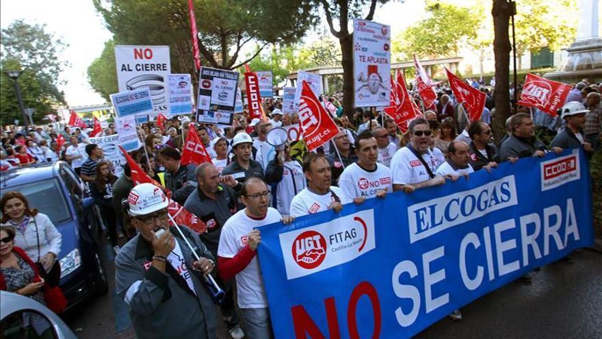 Elcogas comunica a los trabajadores la retirada del ERE