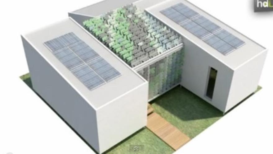 Vivienda solar de universidades andaluzas
