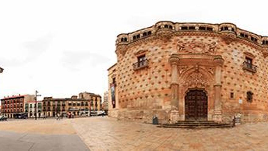 Imagen del Palacio del Infantado, sede del Museo de Guadalajara