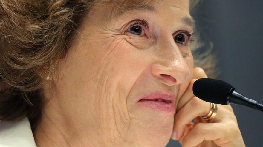 """Julia Navarro: """"La conciencia es una compañera de viaje difícil e ingrata"""""""