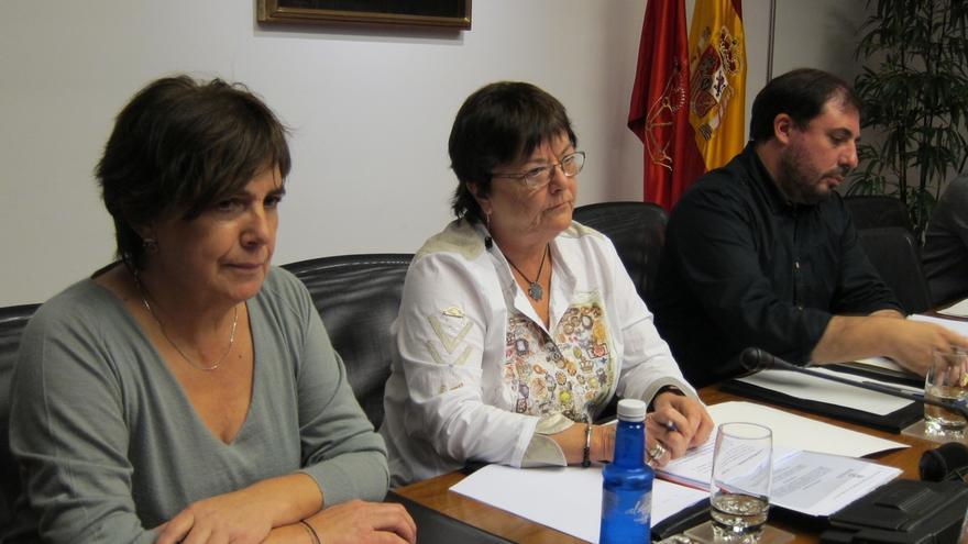 """Beaumont defiende que ha intentado acordar la ley de Policías y Podemos se muestra """"optimista"""""""