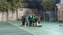 Una normativa de la Federación Española de Fútbol excluye a niños extranjeros de los campos