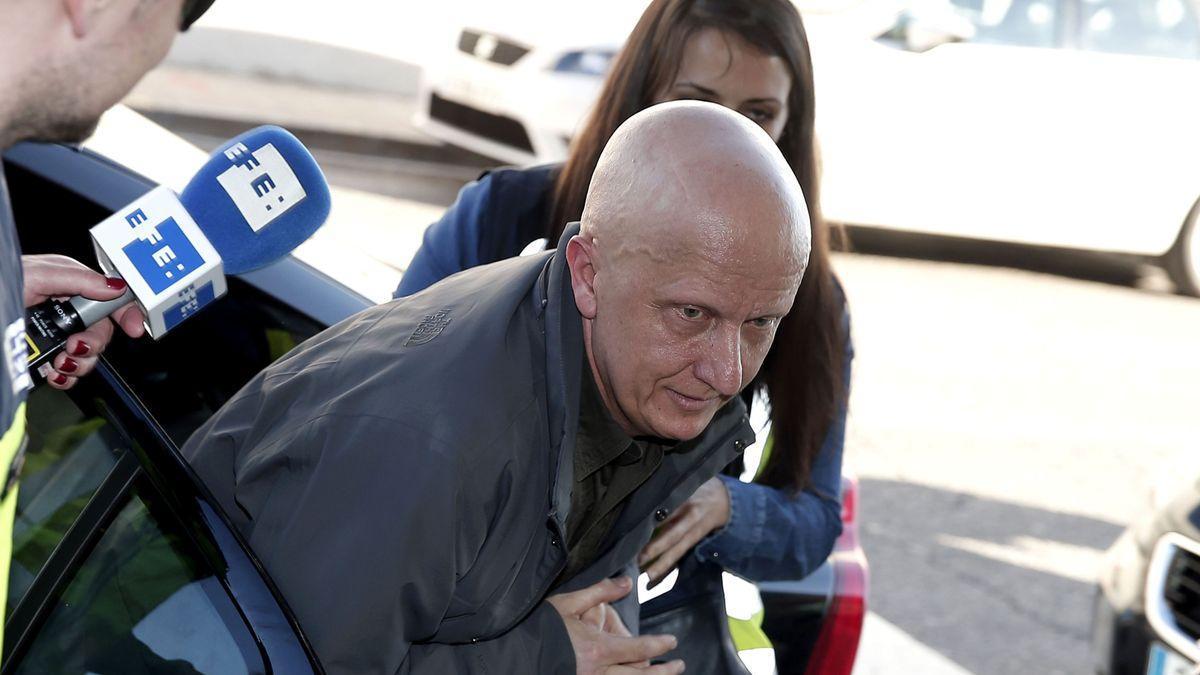 Paco Sanz, conocido como el hombre de los 2.000 tumores.