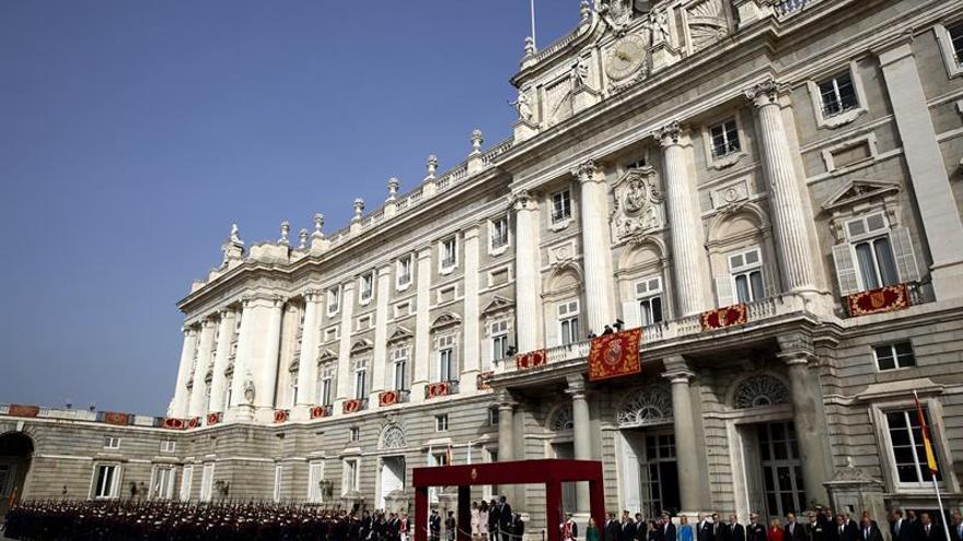 La Casa del Rey ahorró 900.000 euros en parte por la menor actividad de 2016