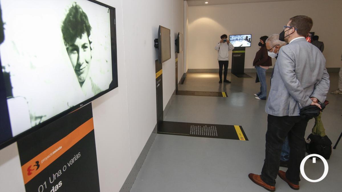 Exposición audiovisual '8S8'