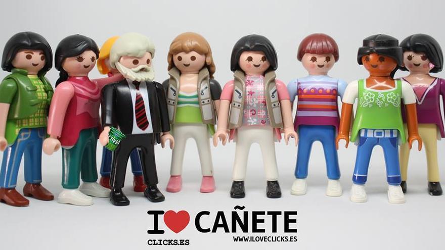 I love Cañete