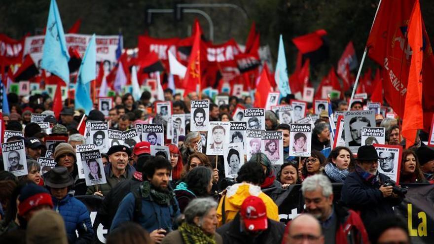 El Estado chileno tendrá que indemnizar a 29 torturados en la dictadura de Pinochet