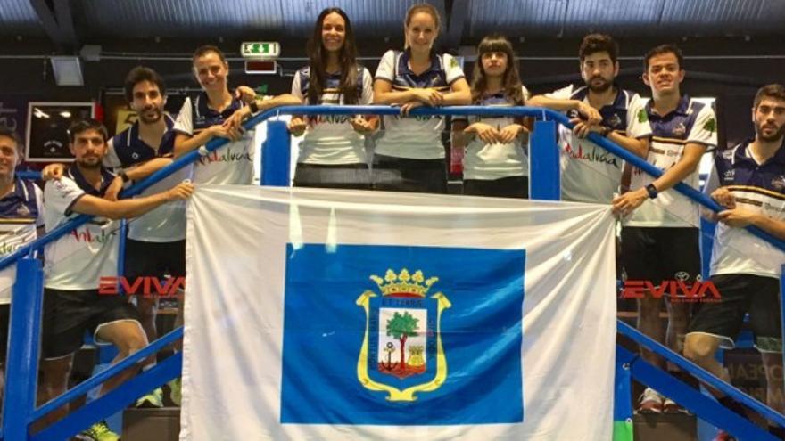 El Bádminton Recreativo La Orden de Huelva se medirá en los cuartos de final de la Copa de Europa al Milano, el organizador