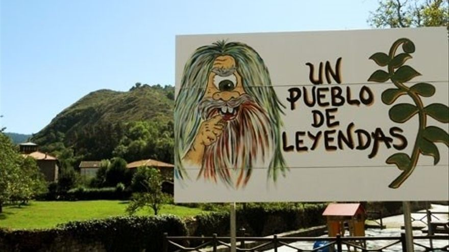El XII Premio Pueblo de Cantabria recibido por Barriopalacio (Anievas) es 130.000
