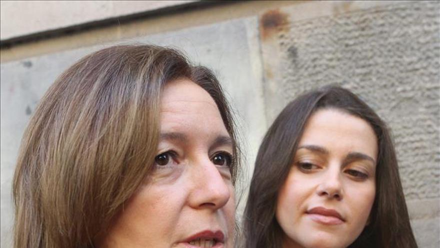 """C's critica interés partidista de CiU y PSC para """"salvar su fracaso político"""""""