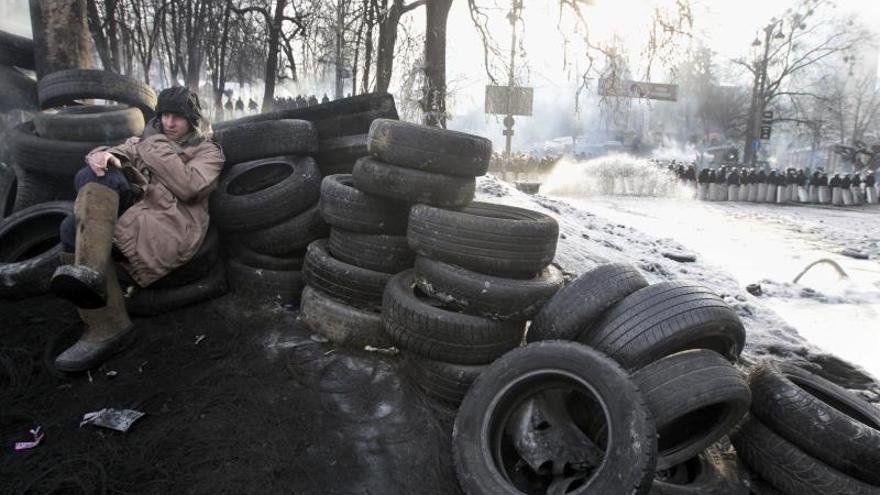 """La OTAN dice que una Ucrania soberana y democrática es """"clave"""" para seguridad"""