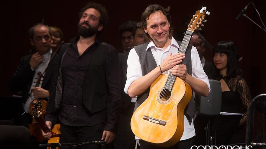 Concierto de Vicente Amigo por el 30 aniversario del Gran Teatro | MADERO CUBERO