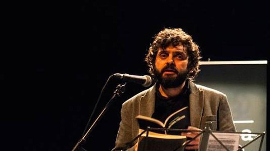 Alberto Santamaría, autor de 'Paradojas de lo cool: arte, literatura, política'.