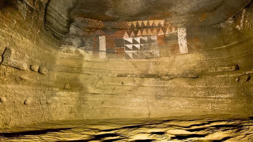 Cueva Pintada de Gáldar. CABILDO DE GRAN CANARIA