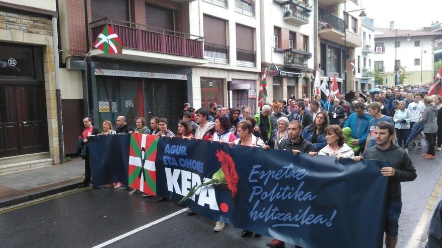 """Sortu dice que """"la paz que desea la sociedad vasca"""" exige """"acordar una hoja de ruta entre todos"""" para sacar a los presos"""