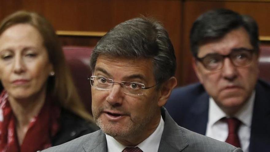 Catalá: Algunas sentencias reflejan que hay que reformar los delitos sexuales