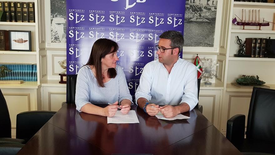 Santurtzi (Bizkaia) invertirá 2,2 millones de euros en dos planes de empleo, con 161 contrataciones