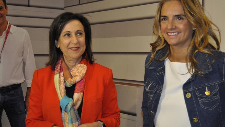 """Margarita Robles recrimina a Rajoy haber mirado """"para otro lado"""" ante la corrupción"""