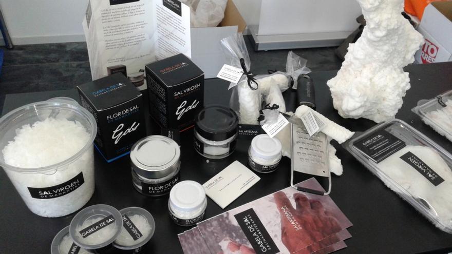Productos de Gabela de Sal.