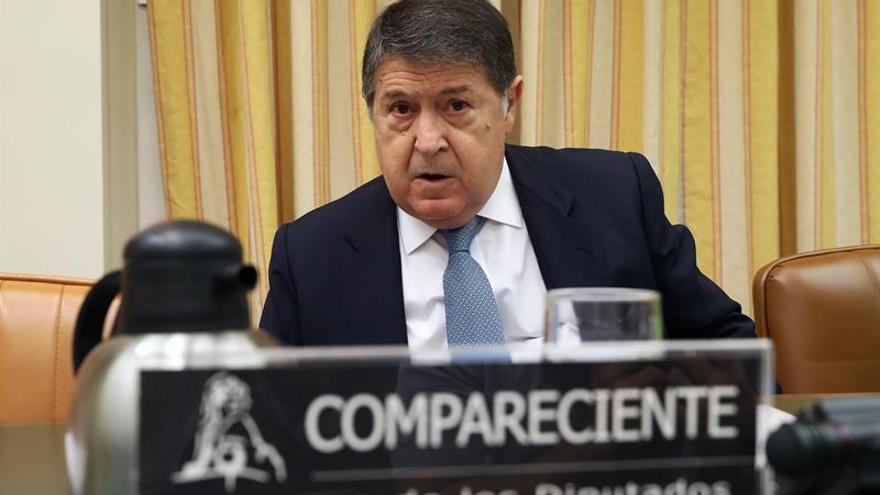 El expresidente de Bancaixa y exvicepresident de la Generalitat José Luis Olivas