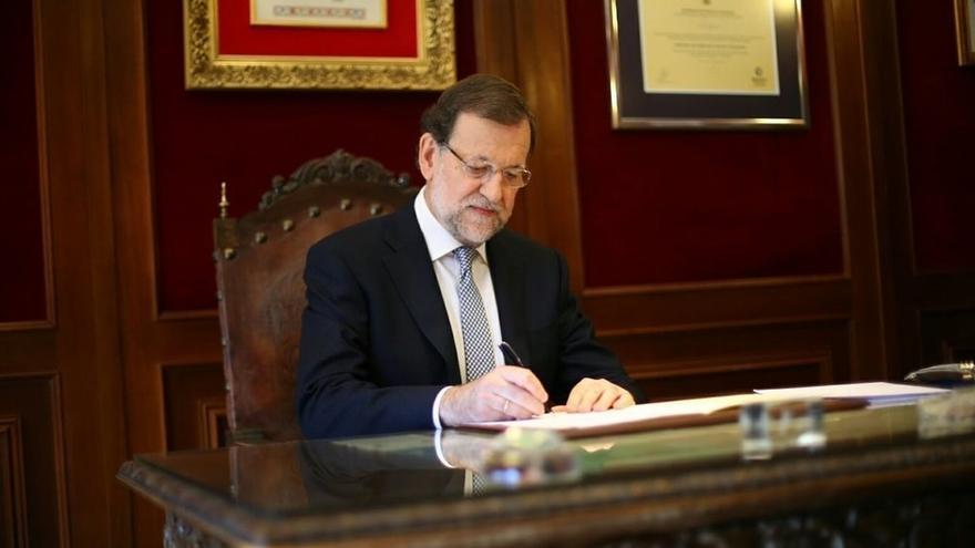 Rajoy: el Consejo de Ministros aprobará el miércoles el recurso ante el TC contra la declaración de ruptura