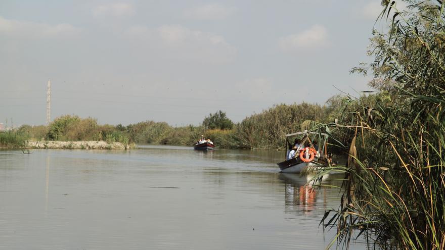 El Tancat de la Pipa, en el entorno del Parque Natural de la Albufera