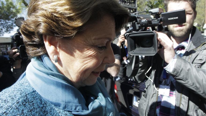 """El BEI abre un procedimiento para estudiar la situación de Magdalena Álvarez y Guindos apela a su """"responsabilidad"""""""