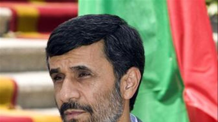 Mahmud Admadineyad, presidente de Irán
