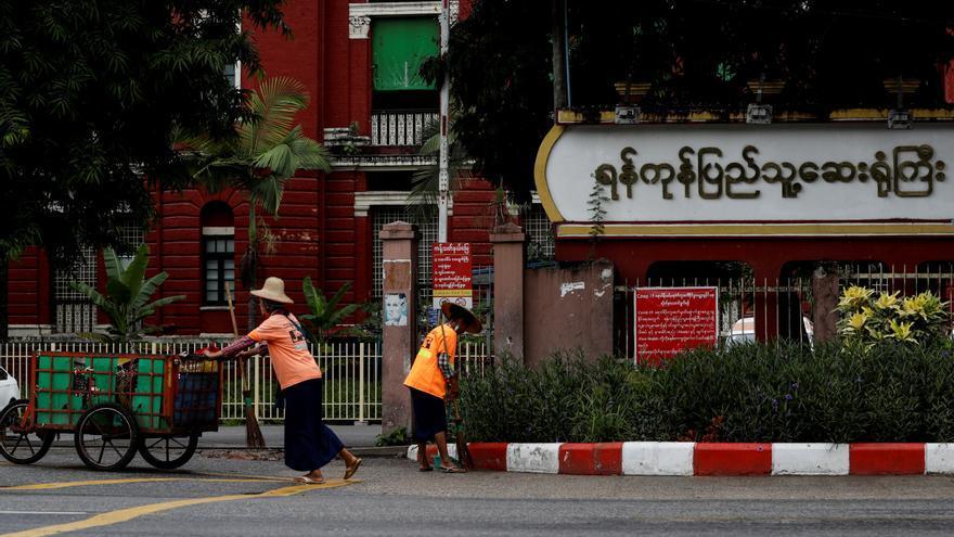 """La junta golpista birmana acusa a Naciones Unidas de """"falta de imparcialidad"""""""