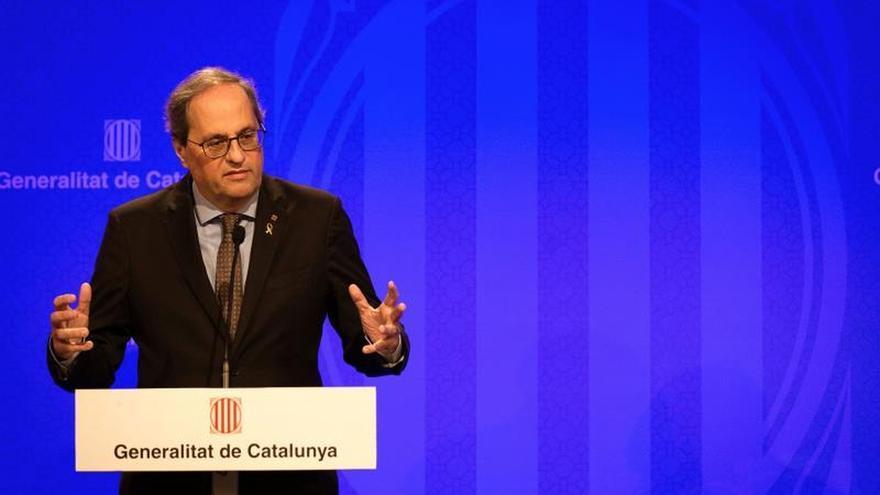 Torra presentará a Sánchez 40 propuestas para reactivar la economía catalana