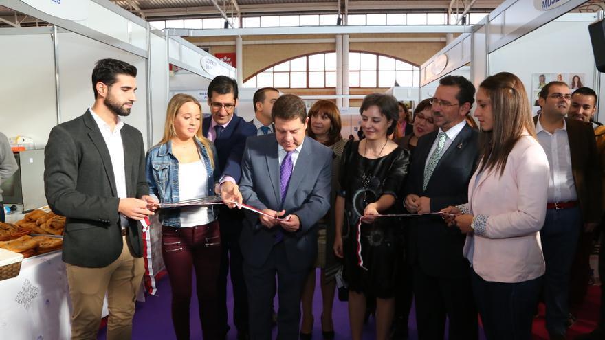 García-Page en La Solana, durante el acto conmemorativo del Día Internacional de la Mujer / Foto: JCCM
