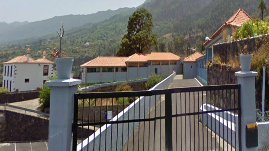 En la imagen, vista exterior del Laboratorio de Agrobiología del Cabildo en la zona de Miraflores