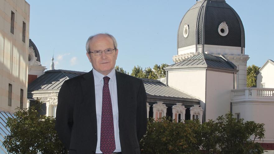 José Montilla, expresident de la Generalitat de Cataluña, en el Senado. Foto: Marta Jara.