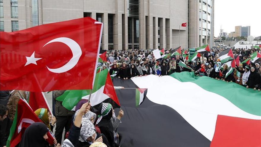 Israel supedita la indemnización del Mavi Marmara a una mejorar relación con Turquía