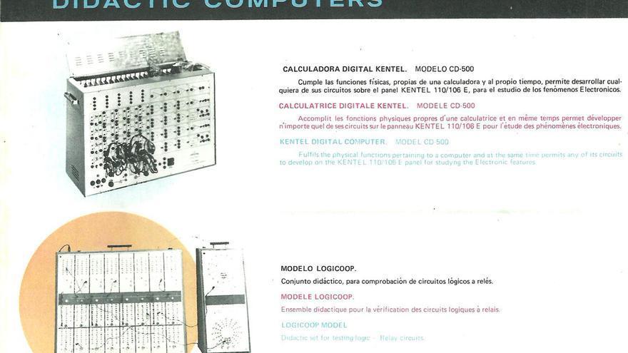 Las calculadoras didácticas de Distesa
