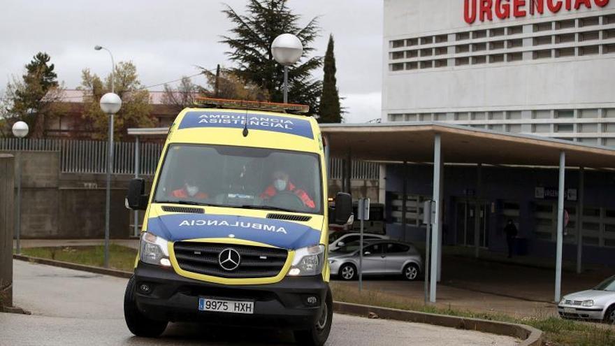Los hospitales de Segovia y Soria contienen su saturación, según la Junta