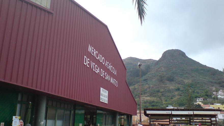 Mercado Agrícola y Artesanal de La Vega de San Mateo.