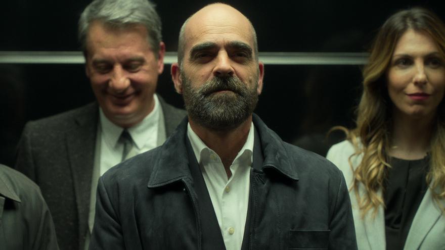 Luis Tosar en 'Los favoritos de Midas' de Netflix
