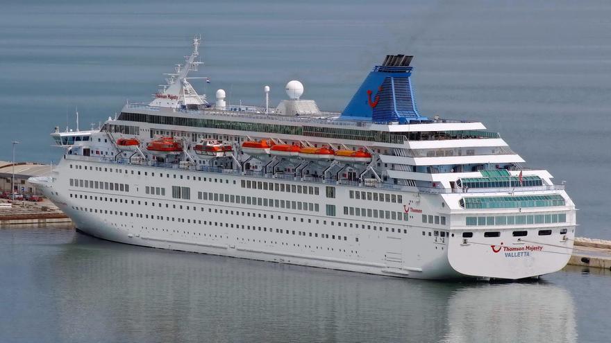 Crucero Thomsom Majesty