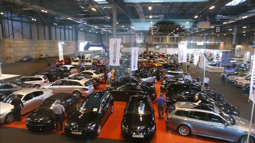 Los coches usados de más de diez años suben de precio un 17 por ciento desde 2011