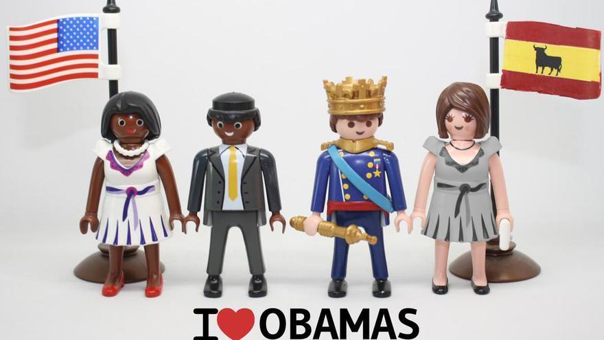 I love Obamas
